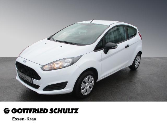 Ford Fiesta Ambiente 1.25 KLIMA eFH ZV, Jahr 2016, petrol