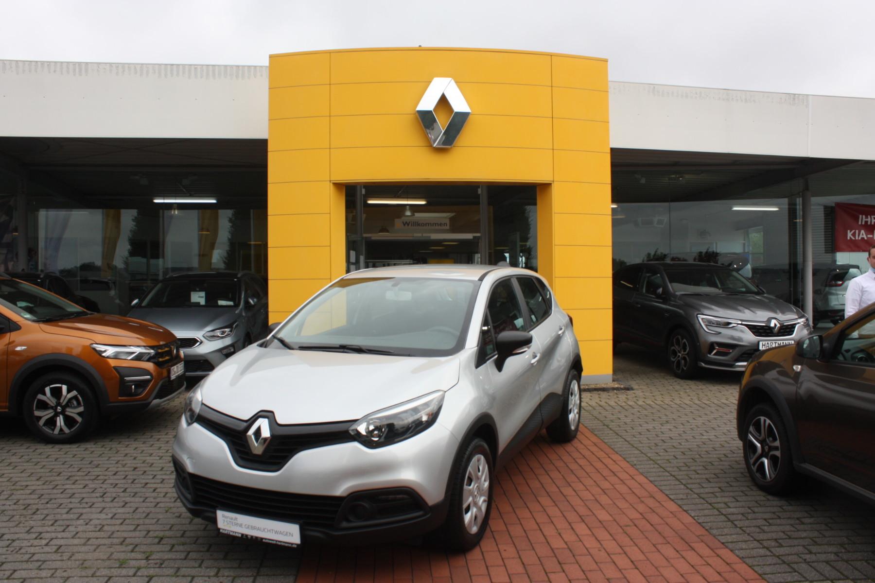 Renault Captur Life ENERGY TCe 90, Jahr 2016, Benzin