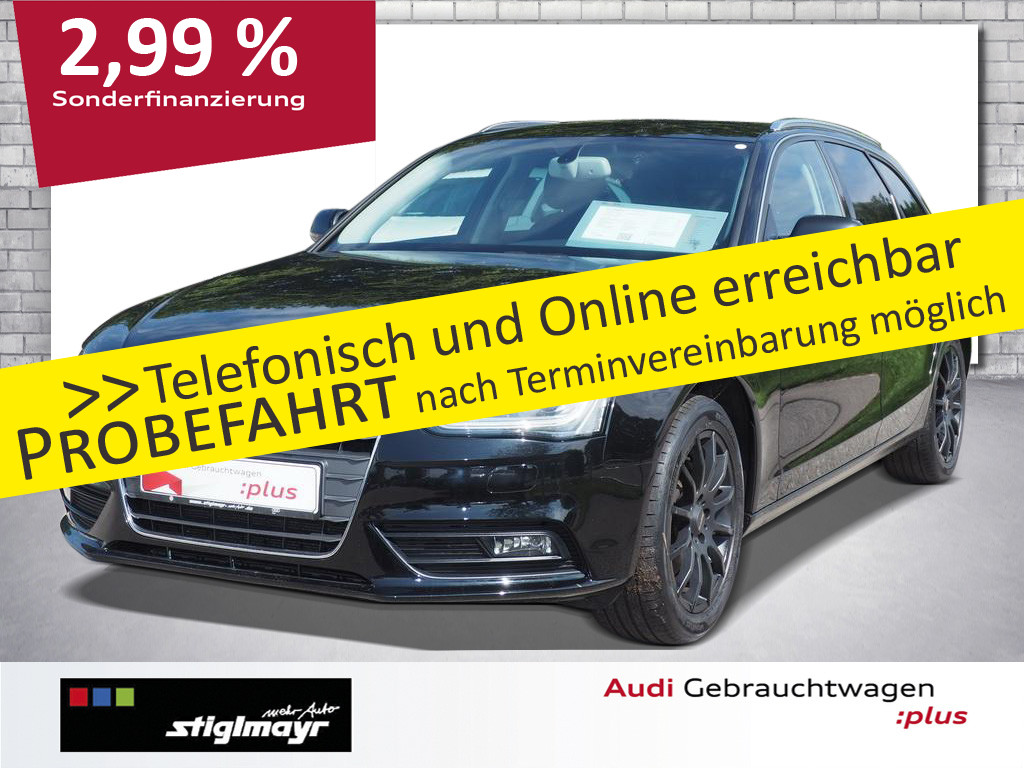 Audi A4 Attraction 2.0 TDI Multitronic NAVI+XENON+17`, Jahr 2015, Diesel