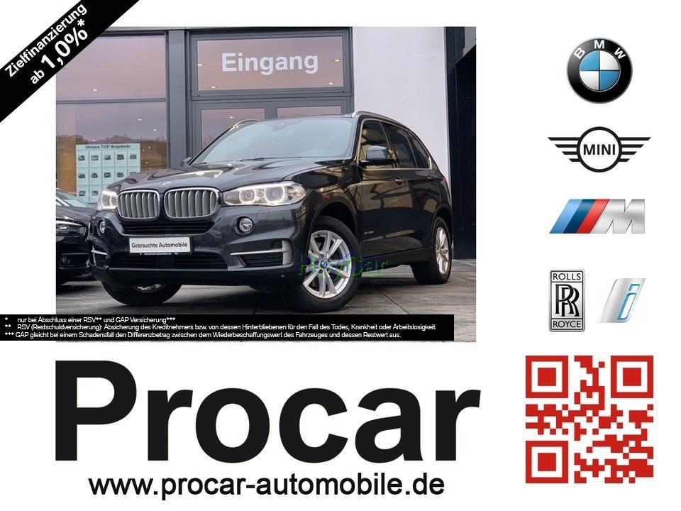 BMW X5 xDrive30d Navi Prof.Standheizung Memory Sitze, Jahr 2014, Diesel