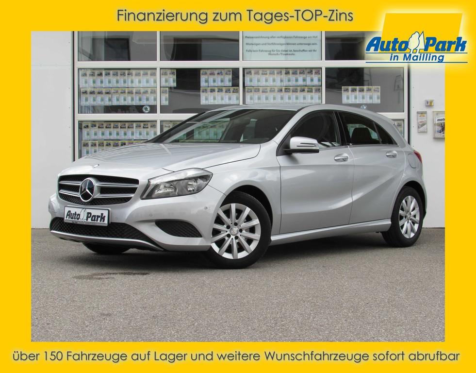 Mercedes-Benz A 180 Style SHZ~MFL~2xPDC~BT~KLIMA~ALU~ISOFIX~USB, Jahr 2014, Benzin