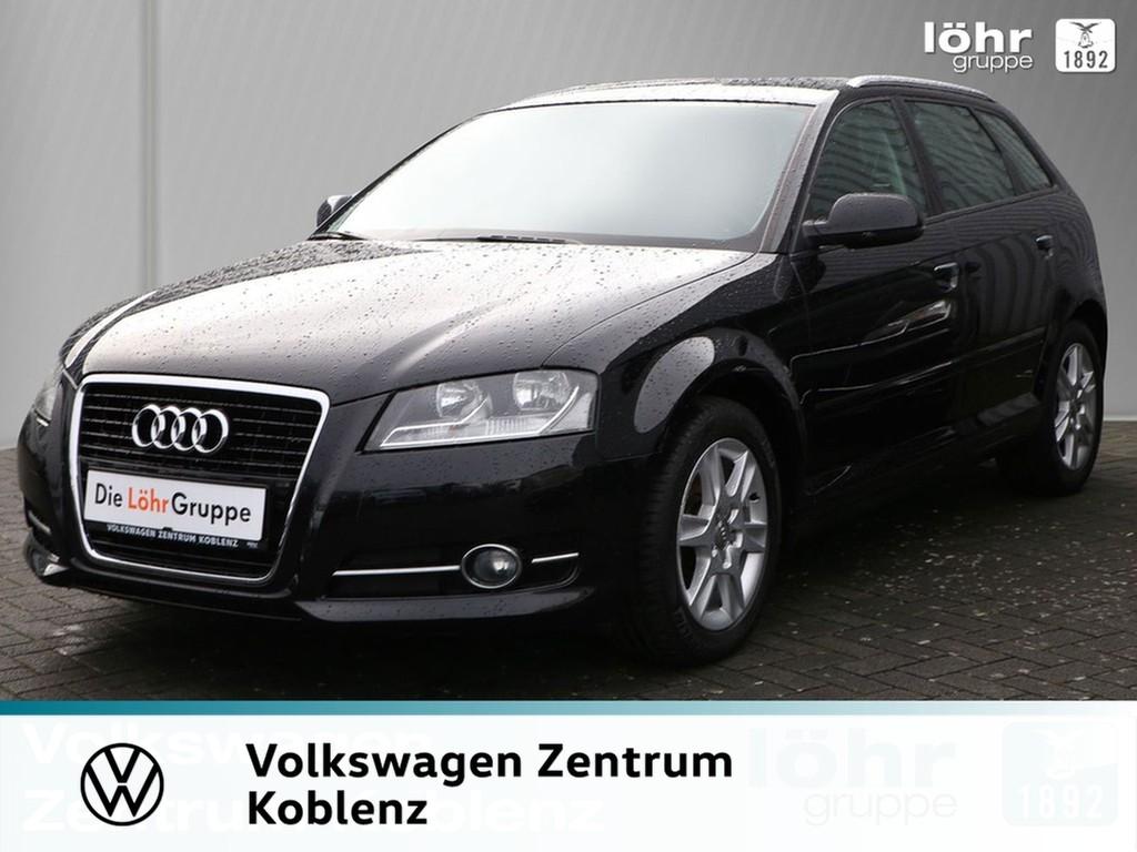 Audi A3 1.2 TFSI Sportback / AHK / Sitzheizung / PDC, Jahr 2013, Benzin