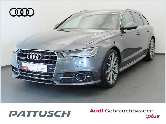 Audi A6 Avant 3.0 TDI Q S-Line Navi Leder HUD, Jahr 2018, Diesel