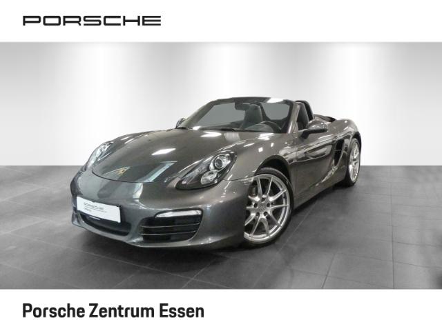 Porsche Boxster Klimaautom PDC SHZ BT LED-Tagfahrlicht, Jahr 2012, Benzin
