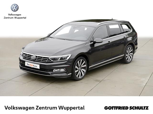 Volkswagen Passat Var. 2,0 TDI R-LINE 4M DSG LED LEDER VC PDC SHZ, Jahr 2018, Diesel