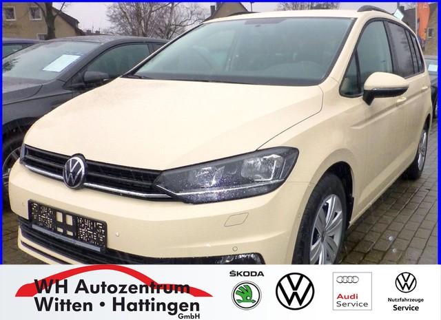 Volkswagen Touran 2.0 TDI DSG Taxi Konformität Navi Taxameter LED-Dachzeichen, Jahr 2020, Diesel