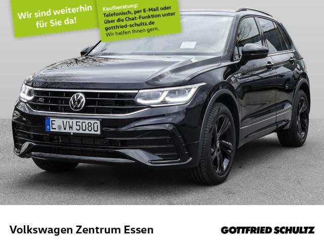 Volkswagen Tiguan R-LINE 1.5 TSI OPF Black Style NAVI, Head-up Display, Jahr 2020, Benzin