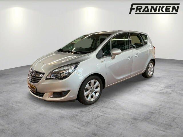 Opel Meriva 1.4 AUTOMATIK, Jahr 2015, Benzin