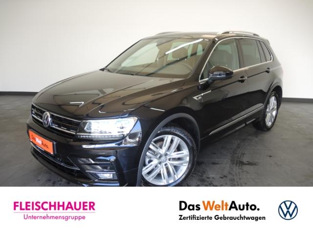 Volkswagen Tiguan Highline 4Motion 2.0 TDI EU6d-T R-Line, Jahr 2020, Diesel