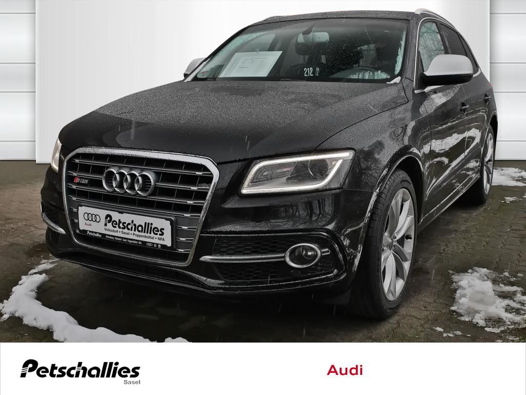 Audi SQ5 3,0 TDI DPF quattro S tronic, Jahr 2014, Diesel