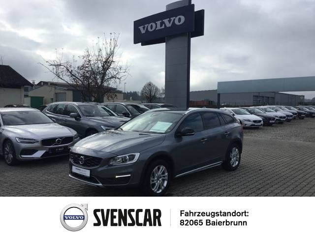 Volvo V60 Cross Country Momentum D4 Navi Dyn. Kurvenlicht Rückfahrkam. PDCv+h LED-Tagfahrlicht Beheizb. Frontsch., Jahr 2016, Diesel
