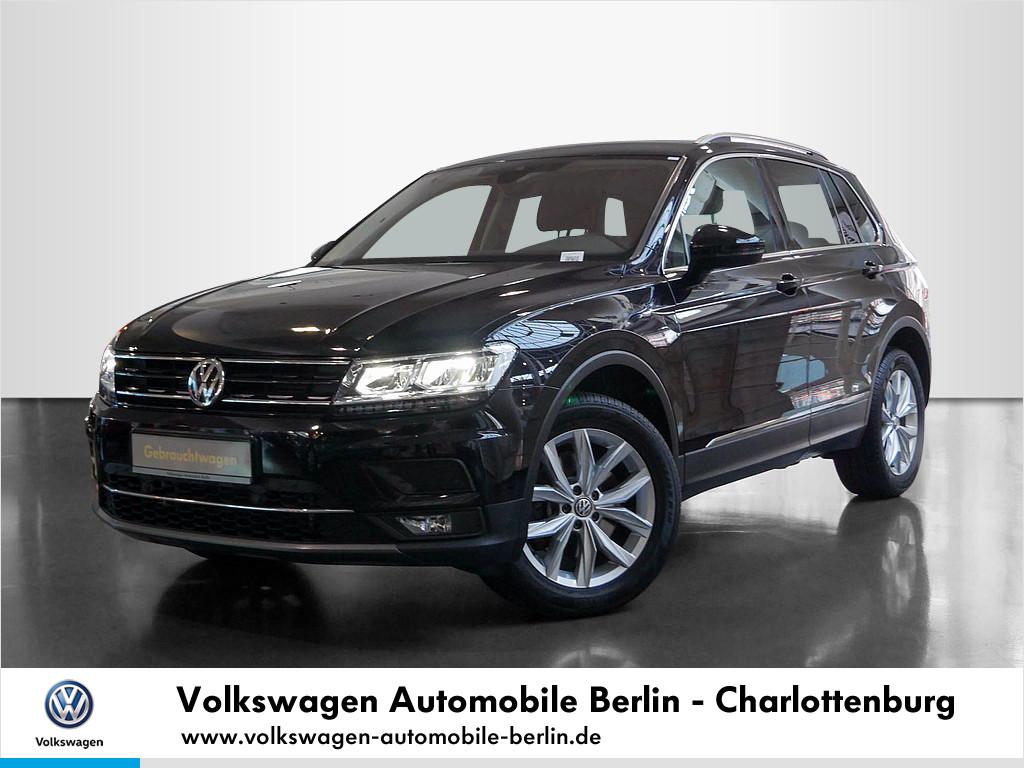 Volkswagen Tiguan 2.0 TSI Highline 4MOTION BMT, Jahr 2017, Benzin