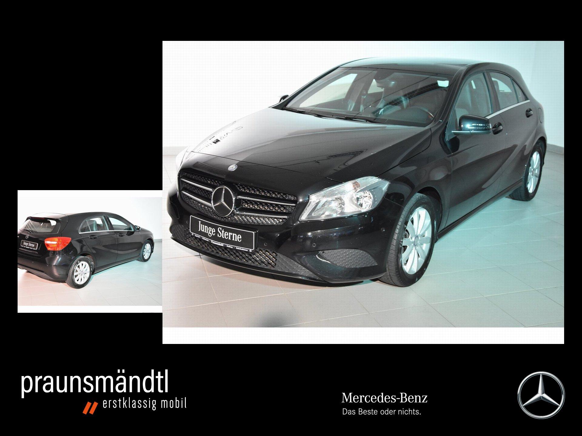 Mercedes-Benz A 180 Style NAVI/Park-Pilot/SHZ/LMR 16 Zo/Klima, Jahr 2013, Benzin