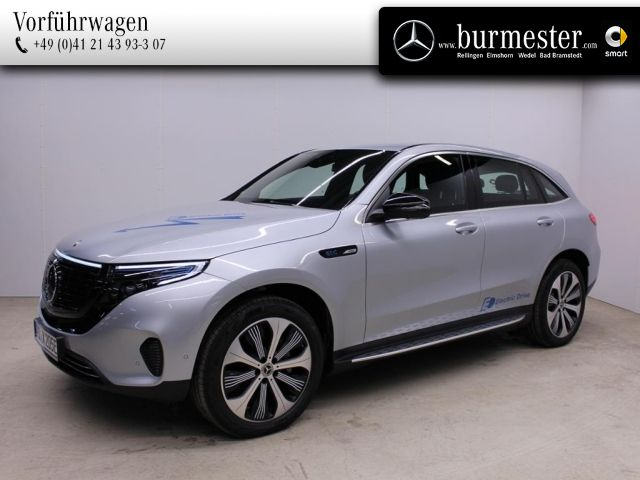 Mercedes-Benz EQC 400 4MATIC Burmester+Distronic+360°+LED, Jahr 2019, electric
