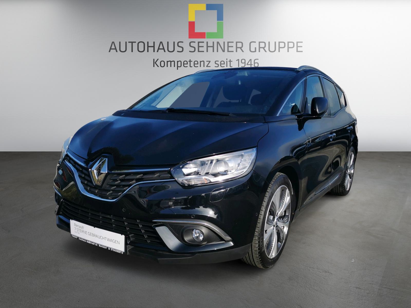 Renault Grand Scenic Intens ENERGY dCi 110 Hybrid Assist, Jahr 2017, Diesel