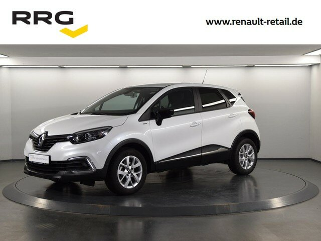 Renault CAPTUR LIMITED DELUXE TCe 130 SITZHEIZUNG, Jahr 2019, Benzin