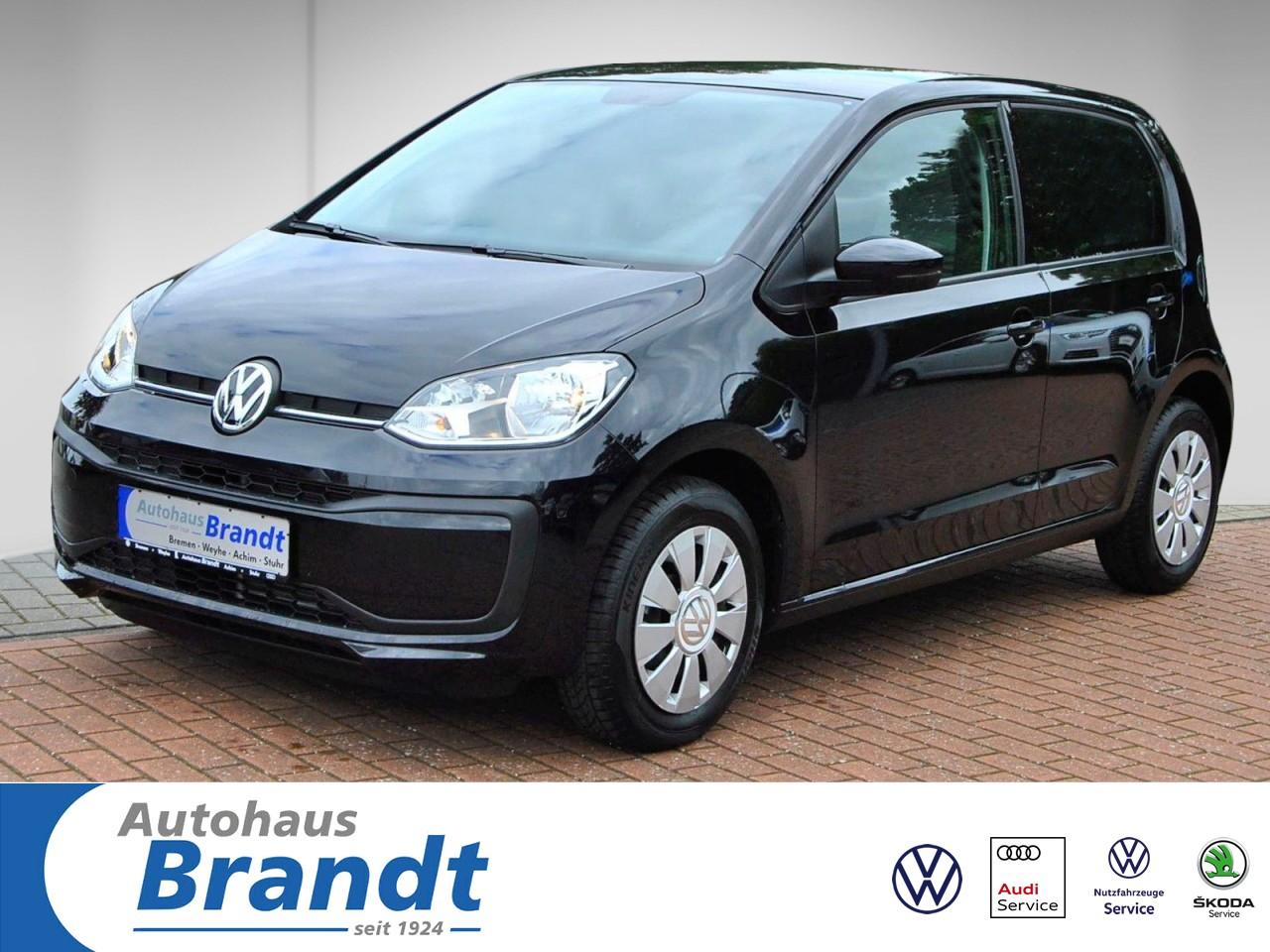 Volkswagen up! move up! KLIMA*DAB+*NW-GAR 12/2024 Klima, Jahr 2019, Benzin