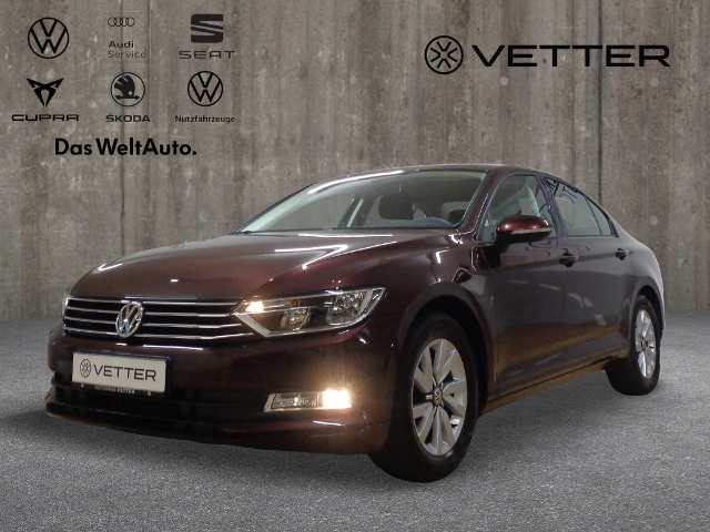 Volkswagen Passat 1.4 TSI Trendline BMT KLIMA ALU, Jahr 2015, Benzin