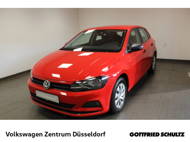 Volkswagen Polo Trendline *Cool & Sound*SHZ*FSE*, Jahr 2019, Benzin