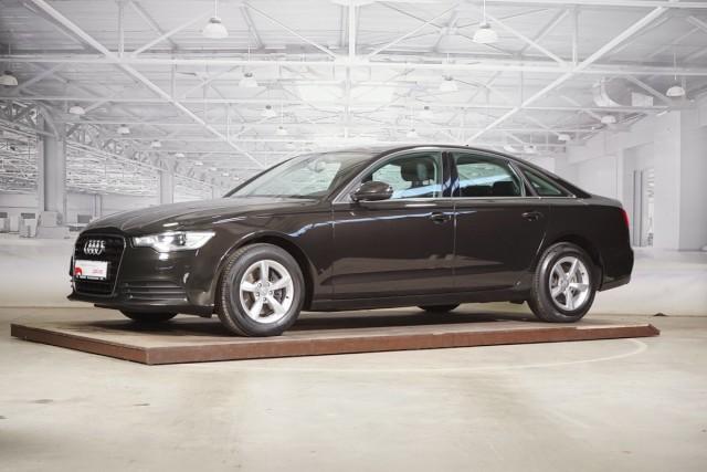 Audi A6 Limousine 2.0 TFSI 24M-GARANTIE XENON SPORTSITZE, Jahr 2014, Benzin