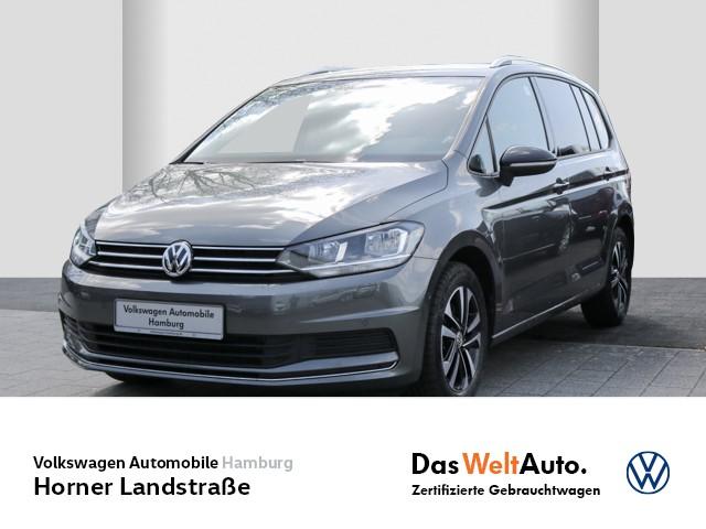 Volkswagen Touran 1.5 TSI DSG IQ.DRIVE Navi PDC 7-Sitzer, Jahr 2020, Benzin