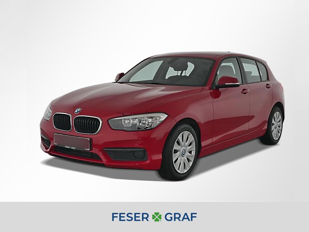 BMW 118 Einparkhilfe, Jahr 2015, Benzin