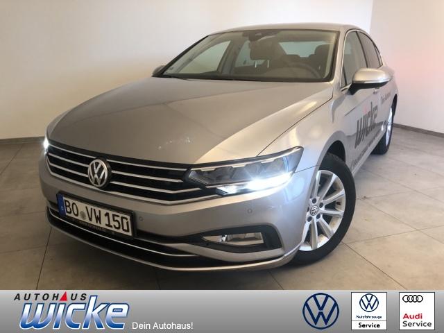 "Volkswagen Passat ""Business"" 1.5 l TSI ACT OPF ACC LED Navi, Jahr 2020, petrol"