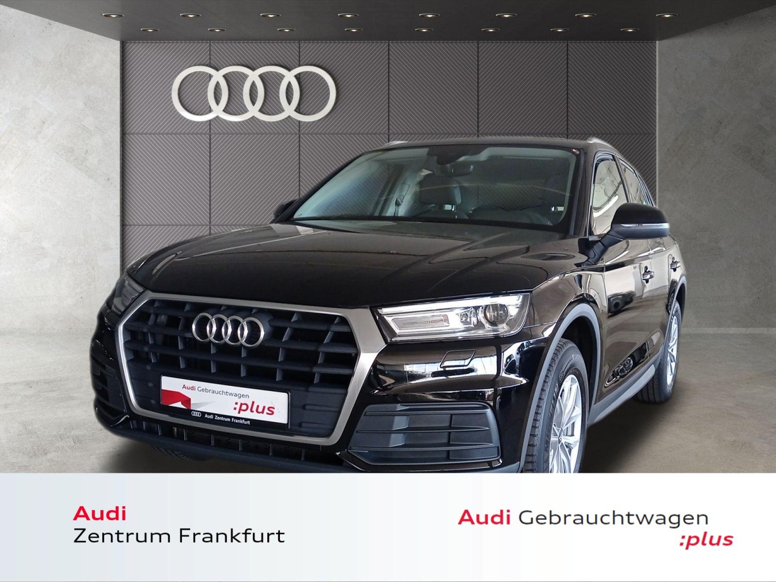 Audi Q5 2.0 TDI Xenon Navi PDC Tempomat, Jahr 2018, Diesel