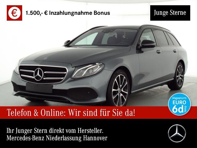 Mercedes-Benz E 220 d T 4M Avantgarde 360° LED AHK Night PTS 9G, Jahr 2019, Diesel