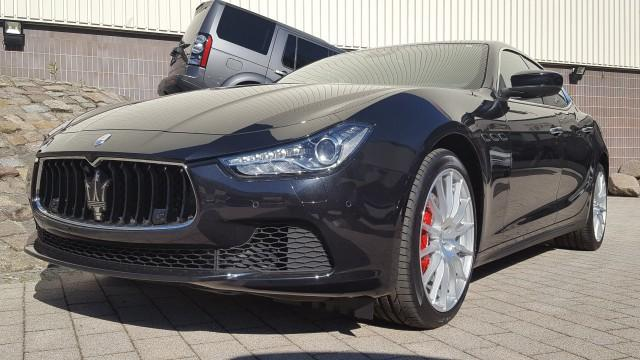 Maserati Ghibli Business Paket Plus | Berlin, Jahr 2018, Diesel
