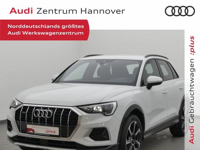 Audi Q3 advanced 45 TFSI virtual AHK Leder ACC DAB, Jahr 2020, Benzin
