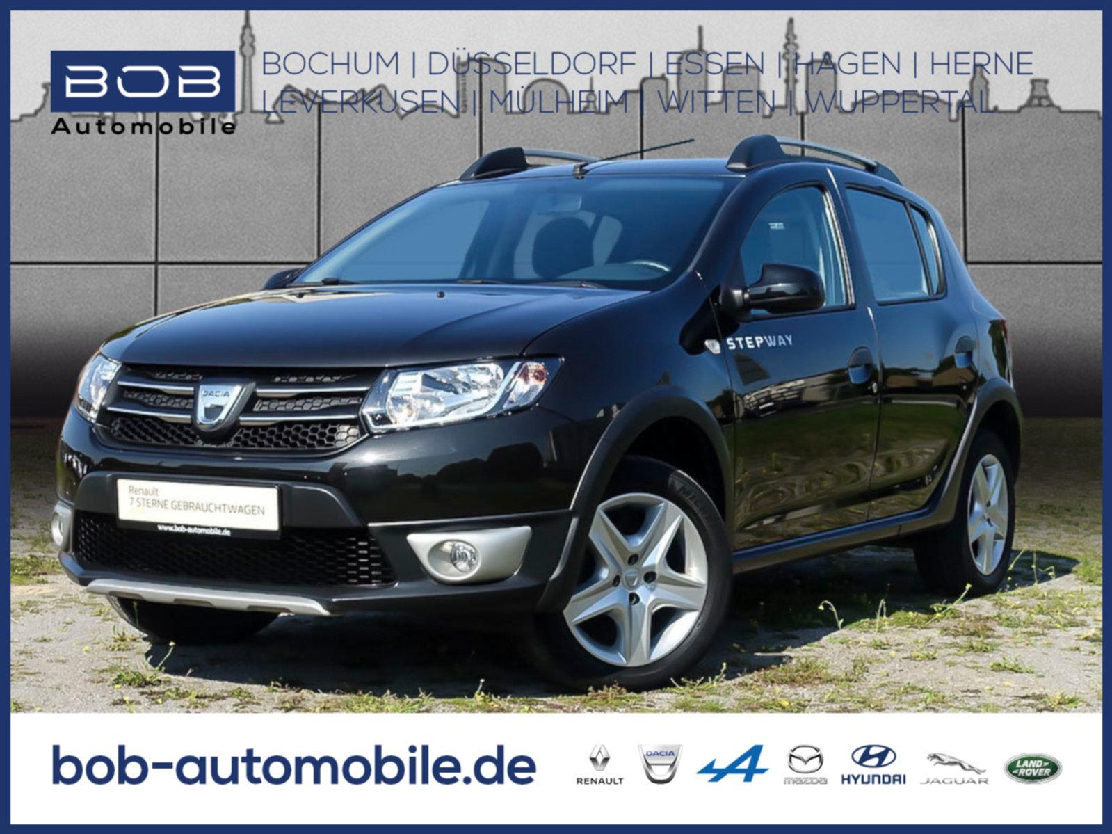 Dacia Sandero Stepway Prestige TCe90 NAVI PDC KLIMA, Jahr 2015, Benzin