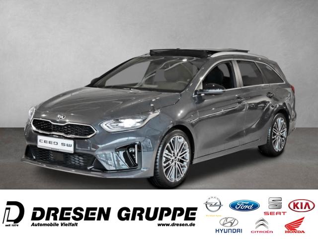 Kia Cee'd Sportswagon GT Line 1.4 T-GDI Navi/Klima/Kamera/Tempomat, Jahr 2020, Benzin