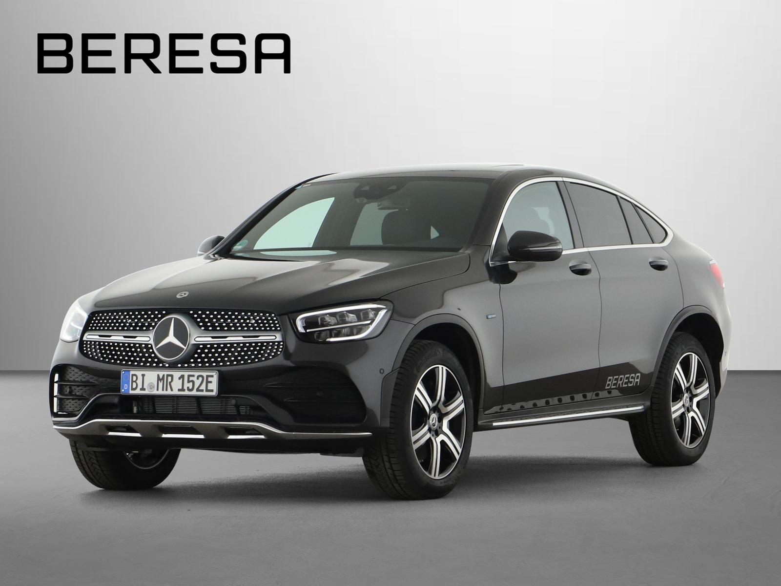 Mercedes-Benz GLC 300 de 4M AMG Burmester Fahrassist. LED AHK, Jahr 2020, Hybrid_Diesel
