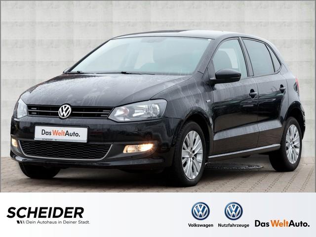 Volkswagen Polo 1.2 Life LM15 PDC Klima, Jahr 2013, petrol