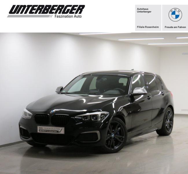 BMW M140i Special Edition 5-Türer M-Perf. Auspuff, Jahr 2018, Benzin