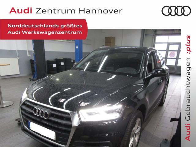 Audi Q5 2.0 TDI qu. Standh., LED, AHK, Kamera, Navi, Jahr 2017, Diesel