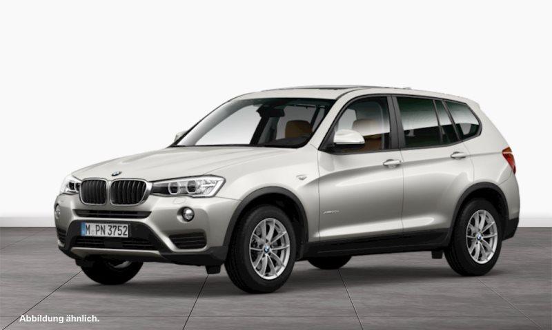 BMW X3 xDrive20d Head-Up HiFi Xenon Pano.Dach Alarm, Jahr 2016, Diesel