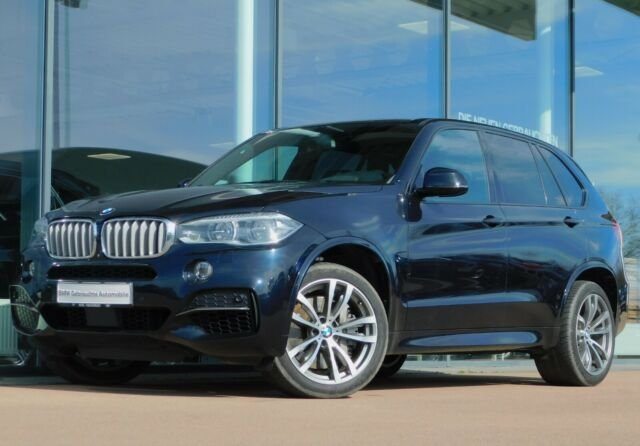 BMW X5 M50d *M Sport*Leder*LED*NaviProf* Service neu, Jahr 2013, Diesel