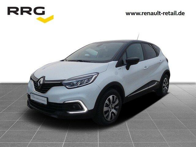 Renault Captur TCe 130 GPF Limited 0,99% Finanzierung !!, Jahr 2019, Benzin