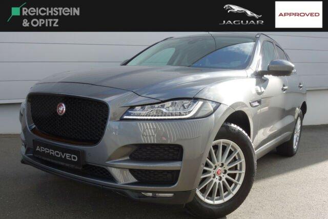 Jaguar F-Pace 20d Prestige +Navi +DAB +BlackPack +LED, Jahr 2016, Diesel