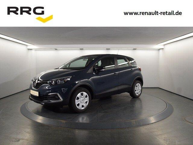 Renault CAPTUR LIFE TCe 90 KLIMAANLAGE, Jahr 2017, Benzin