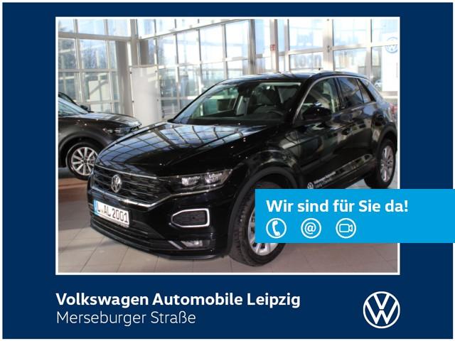 "Volkswagen T-Roc ""United"" 1.5 TSI *LED*ACC*AHK*SHZ*, Jahr 2020, petrol"