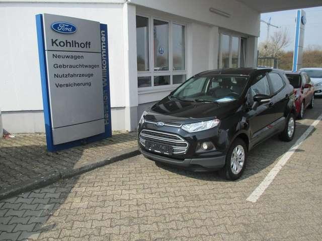 Ford EcoSport 1.0 EcoBoost Trend, Jahr 2015, Benzin