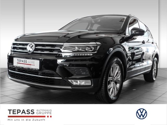 Volkswagen Tiguan 1.4 TSI Highline LED PANO NAVI KAMERA SHZ PDC, Jahr 2016, Benzin
