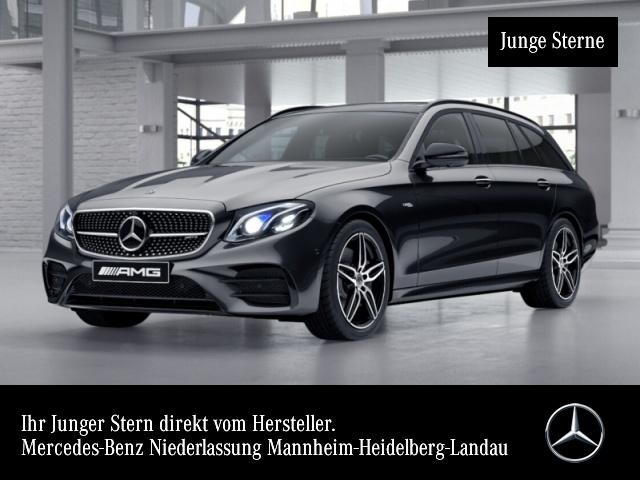 Mercedes-Benz E 53 AMG T 4M+ Fahrass.Wide.Night.Pano.COMAND, Jahr 2019, Benzin