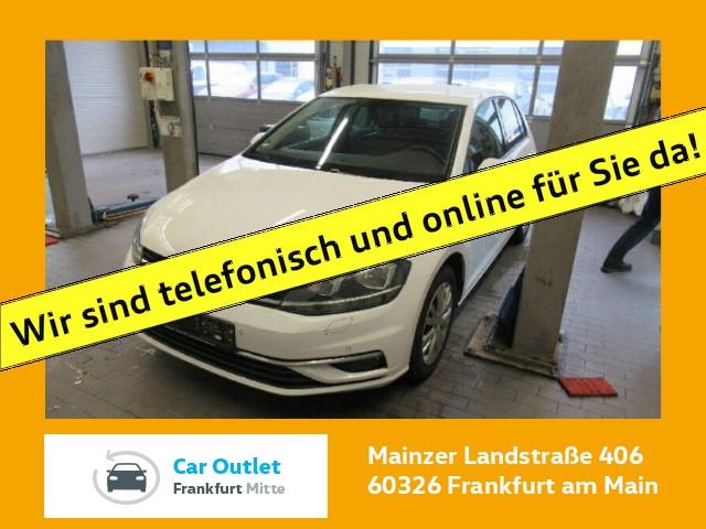 Volkswagen Golf VII 1.0 TSI JOIN Einparkhilfe Navi Sitzheizung Leichtmetallfelgen Golf 1,0 CLBM 81 TSI M6F, Jahr 2018, Benzin
