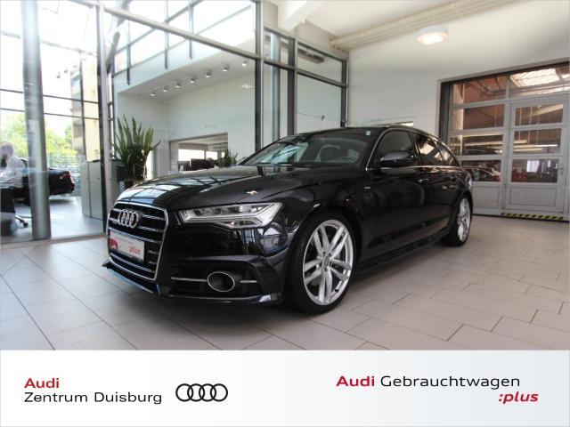Audi A6 Avant 3.0 TDI quattro S line S tronic ACC AHK, Jahr 2017, Diesel