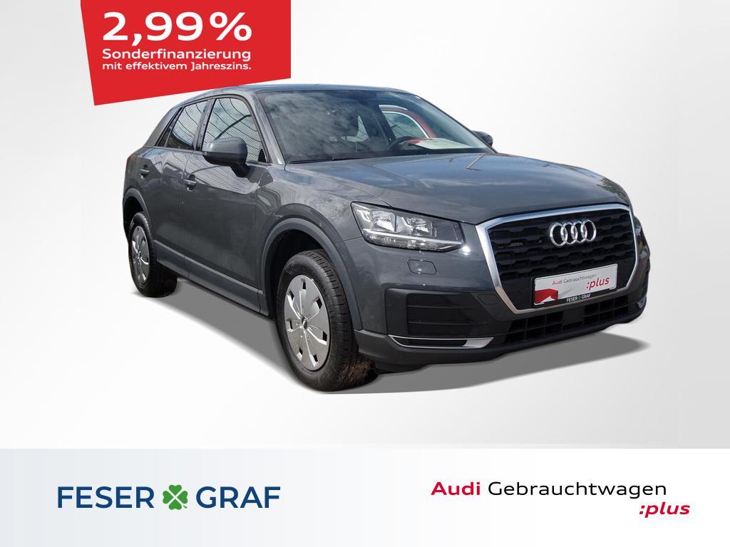 Audi Q2 1.0 TFSI ultra Bluetooth/Navi-Vorbereit./PDC, Jahr 2017, Benzin