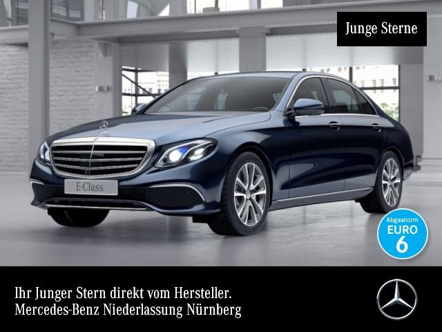 Mercedes-Benz E 300 Exclusive Fahrass WideScreen 360° Stdhzg, Jahr 2017, Benzin